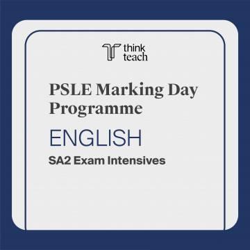 English PSLE Marking Day Programme