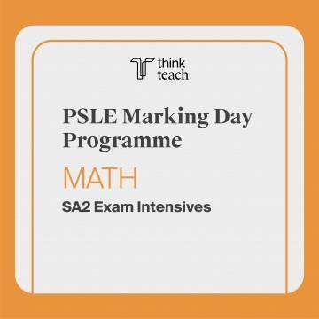 Math PSLE Marking Day Programme
