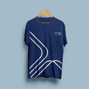 Think Teach T-Shirt (Blue)