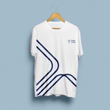 Think Teach T-Shirt (White)